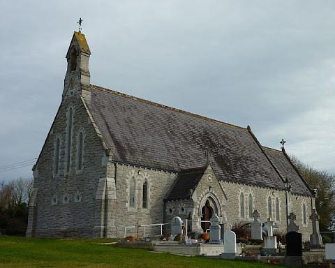 Kiltale Church