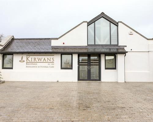 Kirwans Funeral Home (Room 1)