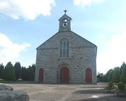 Ballyconnell Church, Clonmore Parish