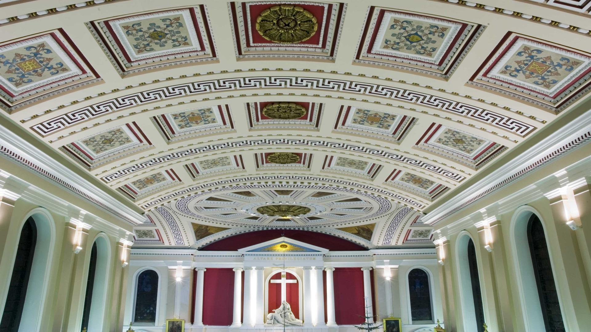 Church of St Nicholas of Myra, Francis Street Parish