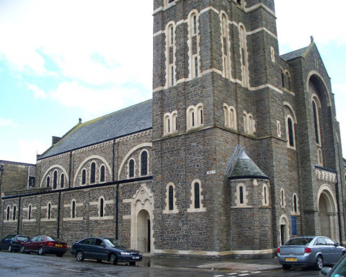 St Mary of the Angels