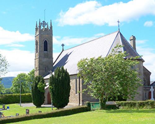 St Naile's Church  Kinawley