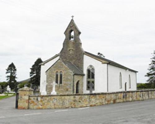 St Ninnidh's Church Derrylin
