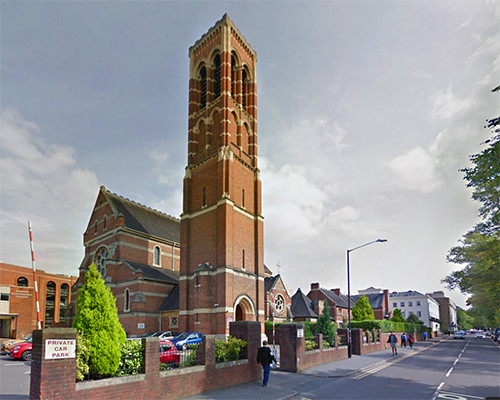 St Peter Apostle RC Church