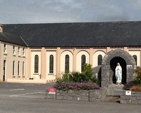 Abbeyknockmoy Parish  - Church of the Immaculate Conception, Brooklodge