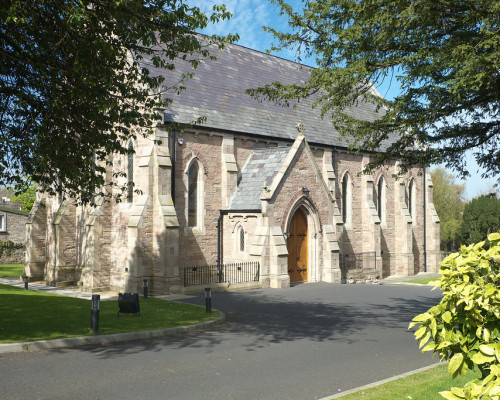 Our Lady of The Visitation Comber